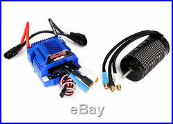 TRAXXAS 3480 Combo BRUSHLESS Motore KV2200 + ESC 6S VXL
