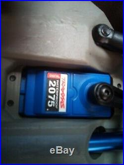 TRAXXAS SLASH 4x4 VXL 3S ESC LOTS OF PARTS NEEDS MOTOR PLEASE READ NO RESERVE
