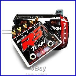 Tekin RS Gen2 SPEC Sensored Brushless ESC/Gen3 Motor Combo (17.5T) TEKTT2743
