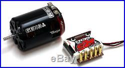 Tekin RS Gen2 Spec ESC/Gen3 Motor Brushless Combo, 13.5T TEKTT2745