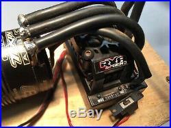 Tekin RX8GEN3 esc and 2050kv motor combo