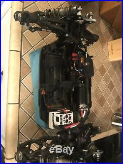 Tekin RX8 GEN3/ T8 GEN2 1/8 Brushless ESC/Motor Combo (2050kv)