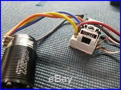 Tekin TEKTT2302 Rx8 1/8 Competition Dual Mode ESC with 2050 Motor
