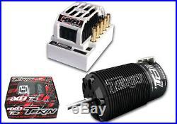 Tekin TT2327 1/8 RX8 GEN2 ESC & T8 Sensored Brushless 1700kV Motor Combo