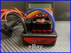 Trackstar 1/8 120A 2200KV Brushless ESC Motor Combo 1/8 Buggy Truggy Truck 4S