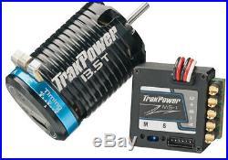TrakPower MS-1 Sensored Brushless ESC &13.5T Sensored Brushless Motor System
