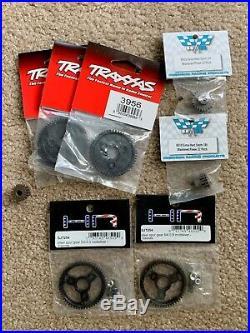 Traxxas 1/10 E-Revo Brushless Edition, NEW MOTOR/ESC, TONS of upgrades worth $$$