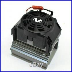 Traxxas 1/10 MAXX Brushless ESC Motor Combo 4S Velineon 2400KV 540XL Fan