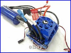 Traxxas 1/10 MAXX Velineon VXL-4s Brushless ESC & 540XL 2400kv Motor 89076-4