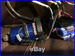Traxxas 3350R Velineon Waterproof 3500 Brushless Motor/ESC VXL-3s Pinion Sensor
