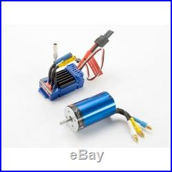 Traxxas 3370 Velineon VXL-3m 1/16 Brushless Motor & ESC 1/16 Slash 4x4, E-Revo