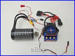 Traxxas Brushless E-maxx MXL-6s Waterproof ESC 2200 Motor Castle Mamba E-revo