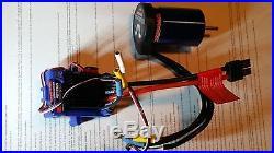 Traxxas Combo VXL3s ESC+Velineon Brushless Motor 3351R 3355R Slash 4x4 Stampede