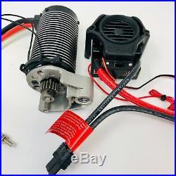 Traxxas E-Revo Castle Creations Mamba Monster ESC & 2200KV Brushless Motor New