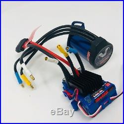 Traxxas Slash Velineon Waterproof Brushless Motor- VXL-3S ESC System 3355R 3351R