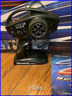 Traxxas Spartan Brushless RC Boat, 57076-1 RTR (NEEDS A Motor & ESC)