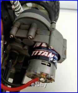 Traxxas Stampede 2WD RC Truck XL5 ESC Titan 12T 550 motor