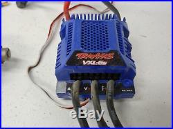 Traxxas Unlimited Desert Racer UDR VXL-6S Velineon Brushless ESC Motor Erevo 2.0