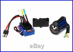 Traxxas Velineon VXL-3S Waterproof Brushless Motor and ESC Power System 3350R