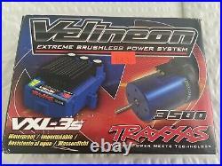 Traxxas Velineon VXL-3s Waterproof 3500 Brushless Motor & ESC Combo