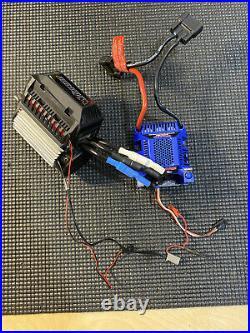 Traxxas X MAXX 8s VXL-8s esc With 1275kv brushless motor READ DESCRIPTION