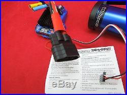Traxxas iD VXL-3s ESC + Velineon 3500 Brushless Motor iD Slash Rustler 4x4 new