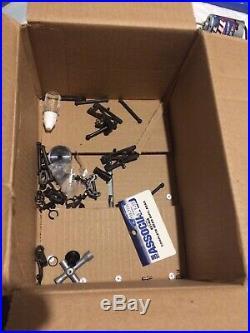 Used Traxxas Telluride 4x4 Brushless Esc & Motor Upgrades & Many Extra Parts