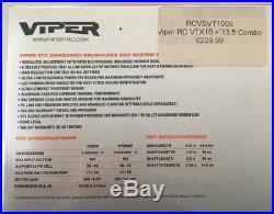 VIPER R/C VTX10 ESC & VST13.5 BRUSHLESS MOTOR COMBO WithPROGAUGE (13.5T)