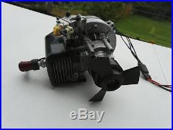 Vario (Zenoah G230) Petrol Engine Including Brushless Electric Motor and ESC
