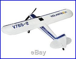 Volantex EPO Super Cup RC RTF Plane Model With Brushless Motor Servo ESC Battery