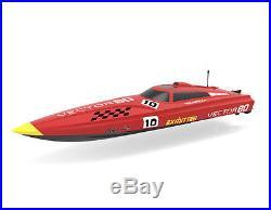 Volantex Vector 80 PNP RC Racing Boat Model With Motor Servo 50A ESC WithO Battery