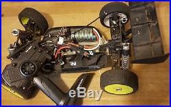 Xray XB8 1/8 Brushless 6S Buggy Mamba Motor & 150amp ESC 2.4ghz TX
